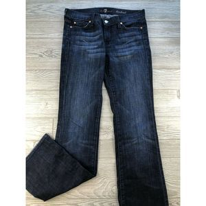 7 For All Mankind Womens Jeans Size 28 28x35